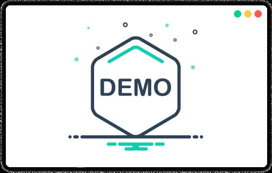 Personalized demo