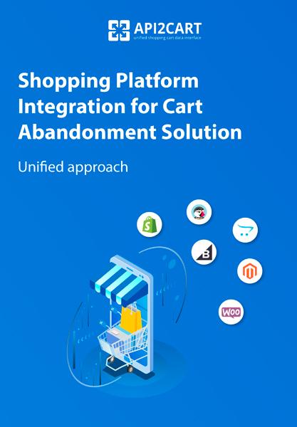 Cart Abandonment Software API Integration