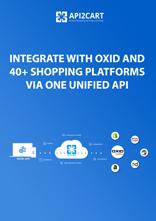 Oxid API Integration