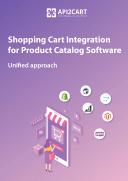 Product Catalog API Integration