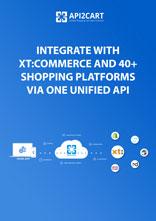 xt:Commerce API Integration