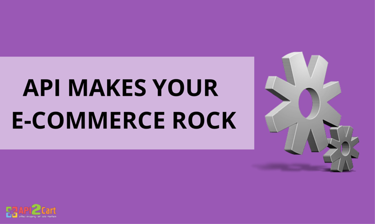 API Makes Youre-Commerce Rock