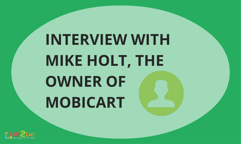 Interview with Mike Holt,the owner of