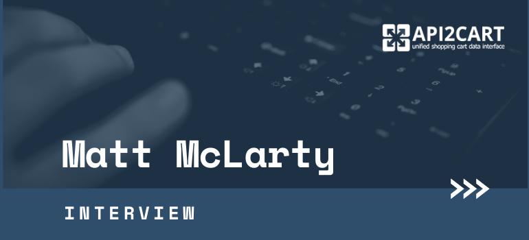 Matt McLarty Interview