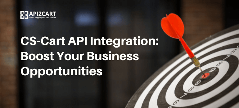 api integration with cs-cart
