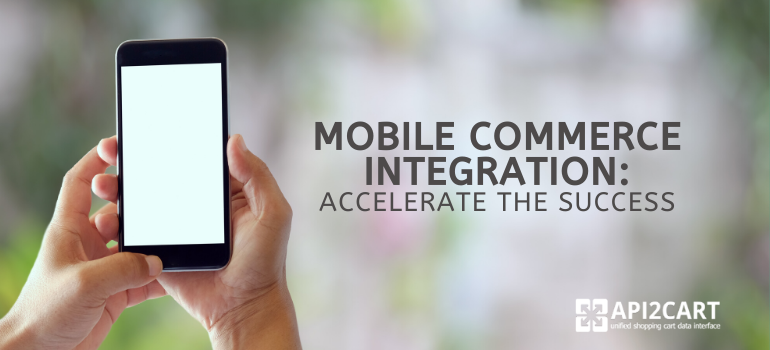 mobile commerce integration