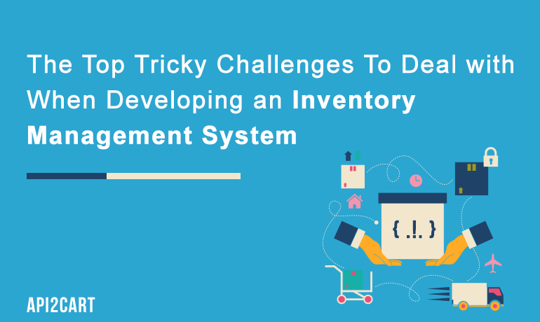 The Top Tricky Challenges To Deal with When Developing an Inventory Management Software