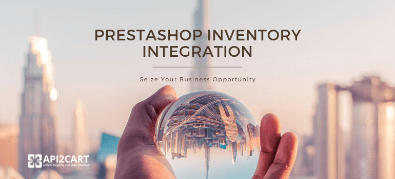 prestashop inventory integration