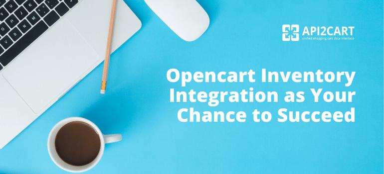 Opencart Inventory Integration