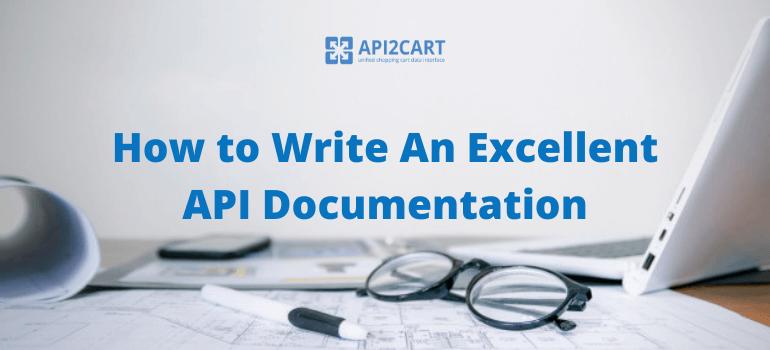 write api documentation