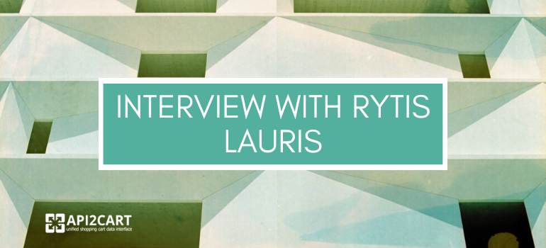 Interview with Rytis Lauris