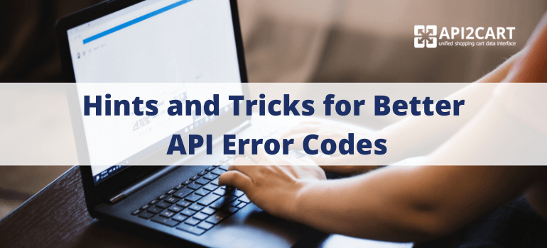 api error codes