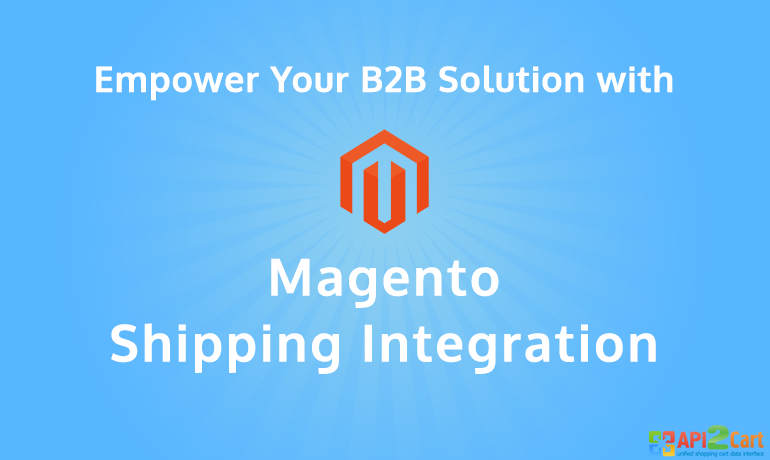 Magento Shipping integration