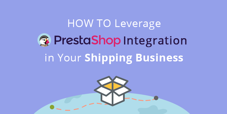 PrestaShop Shipping integration