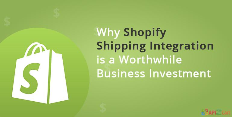 Shopify-Shipping-integration