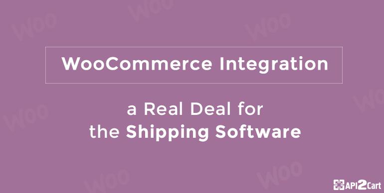 Woocommerce-shipping-integration