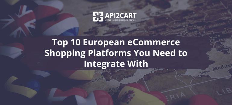 European Shopping Platforms
