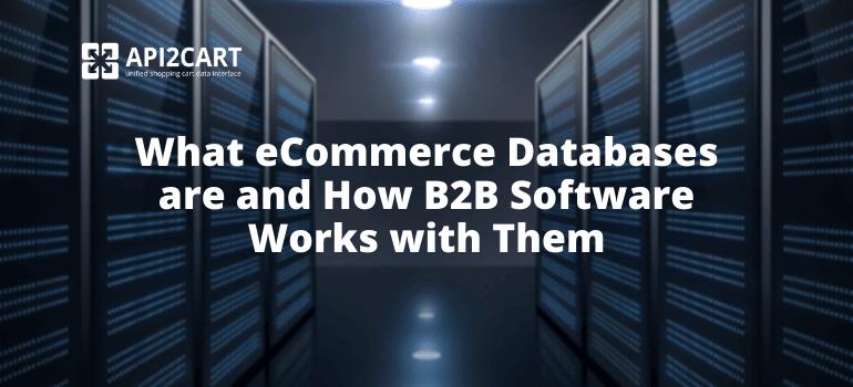 ecommerce-databases