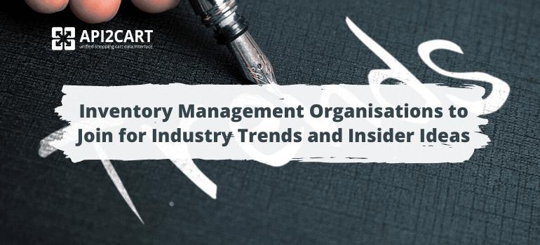 inventory-management-organisations