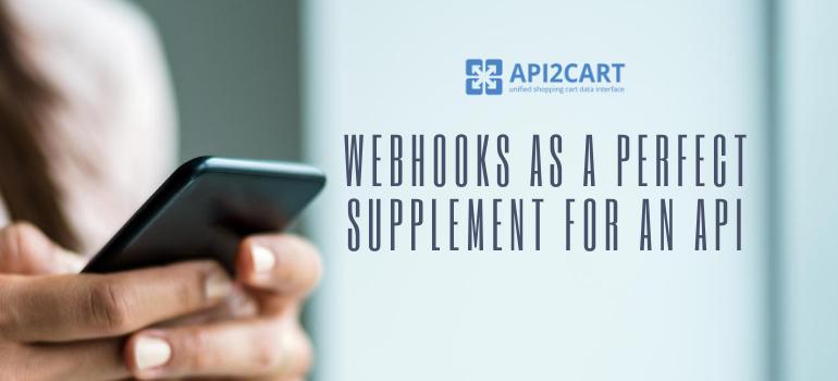 Webhooks for eCommerce