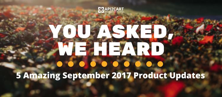 API2Cart Product Update