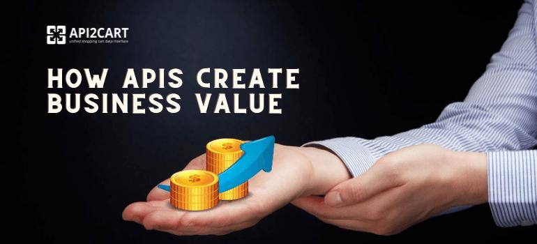 API business value