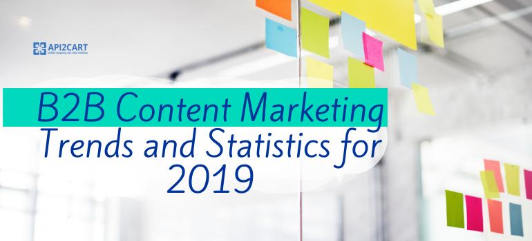 b2b content marketing trends