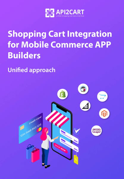 Mobile Commerce API Integration