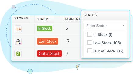 inventory synchronization