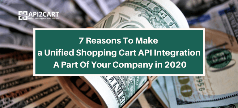 integration with shopping cart api