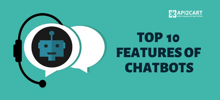 chatbots features