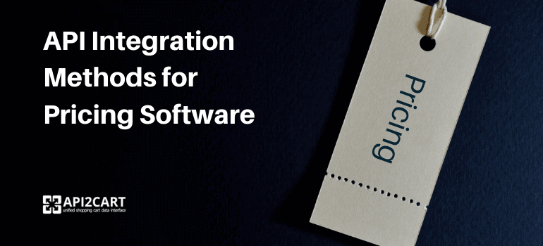 api integration for pricing software