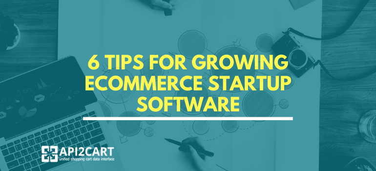 eCommerce Startup Software