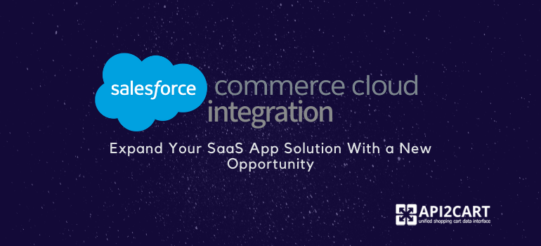 Salesforce Commerce Cloud integration