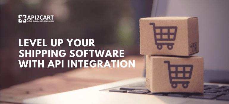 api integration for shipping