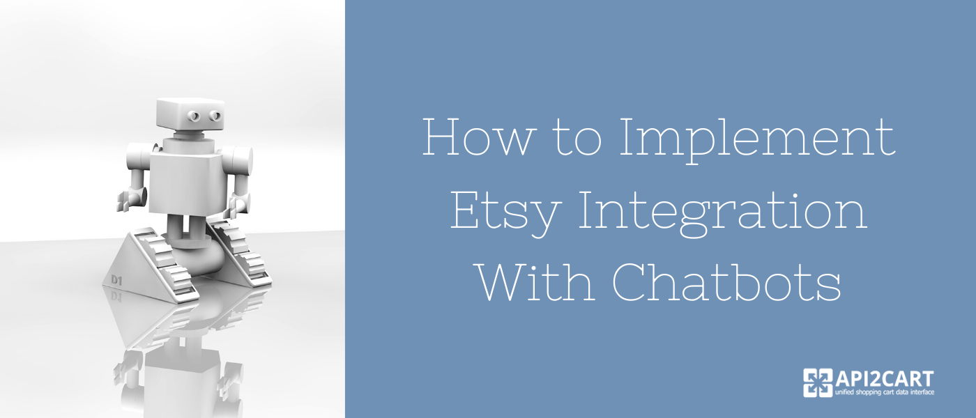 etsy integration with chatbots