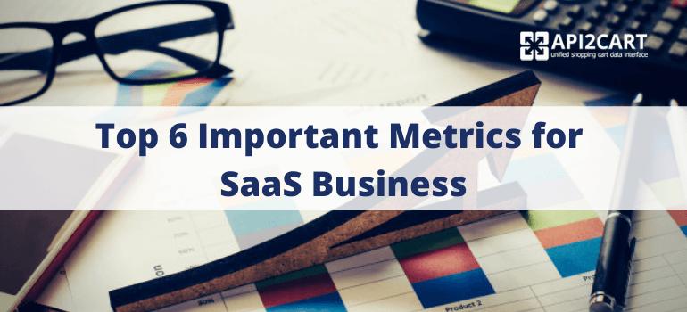 Metrics for SaaS Business