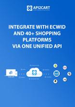 Ecwid API Integration