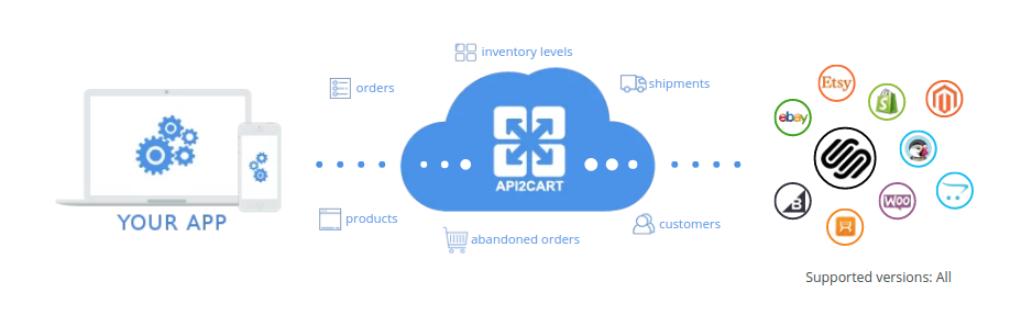 Squarespace-Integration-API2Cart-Integration-Service