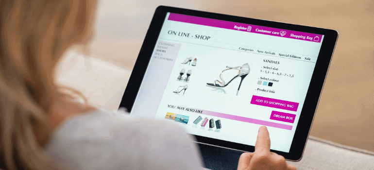 e-Stores' Order Data