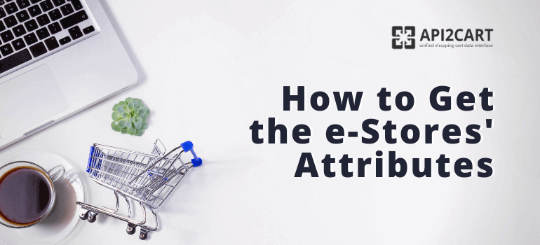 How to Get the e-Stores' Attributes