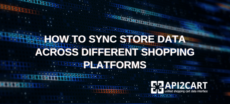 sync store data