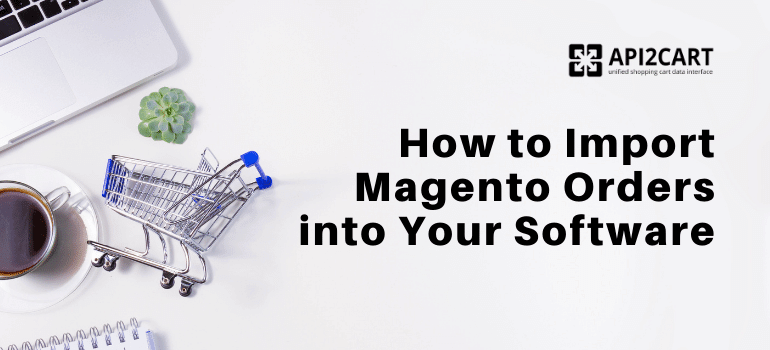 How to Import Magento Orders into Your Software