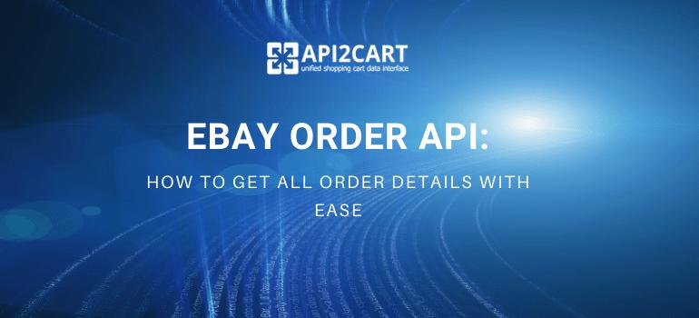 ebay order api