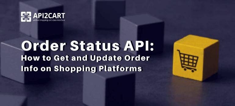 Order Status API